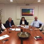 Θέματα του αμπελοοινικού τομέα συζητήθηκαν στη συνάντηση Καλογήρου-ΕΔΟΑΟ
