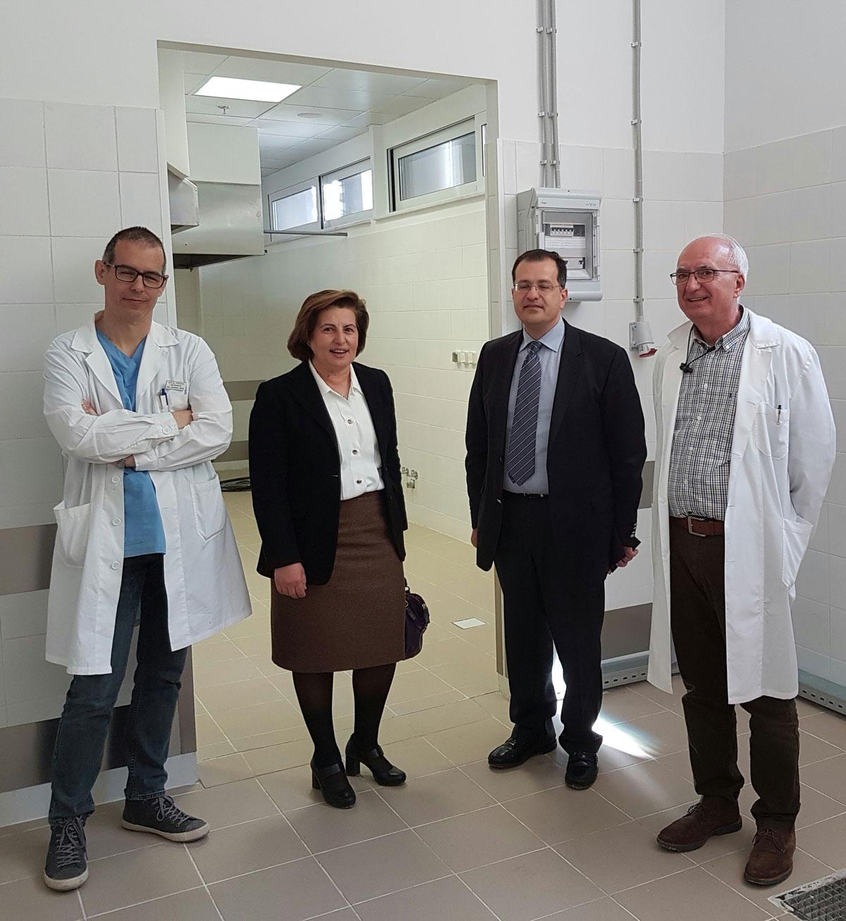 2,9 εκατ. ευρώ από το Ε.Π. της Περιφέρειας Βορείου Αιγαίου για την αναβάθμιση των υποδομών υγείας
