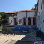 Ανακατασκευή του Σχολείου της Βρίσας