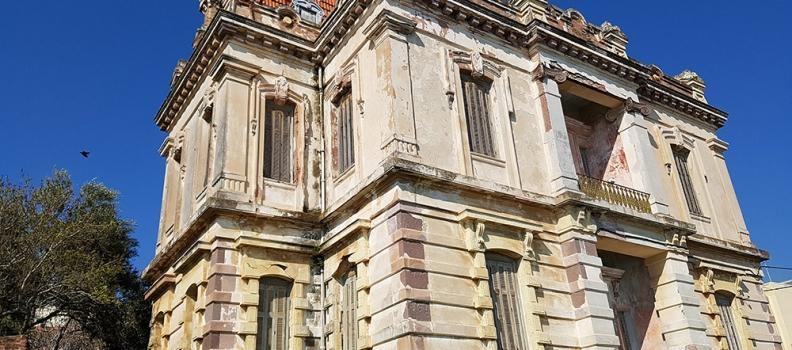 Η αποκατάσταση και η ανάδειξη του Αρχοντικού Γεωργιάδη αποτελεί βασική μας προτεραιότητα