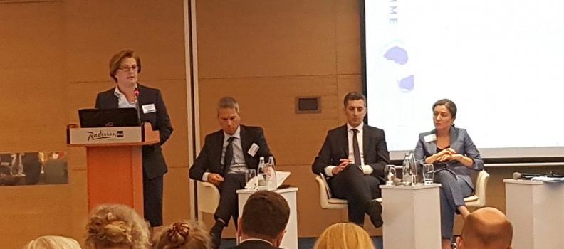 Συμμετοχή της Περιφερειάρχη στην 4η Διάσκεψη Φορέων για την ανάπτυξη στη Μαύρη Θάλασσα