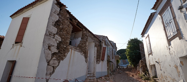 Η Περιφέρεια Βορείου Αιγαίου παρέχει δωρεάν μετακίνηση με τα ΚΤΕΛ στους κατοίκους των σεισμόπληκτων περιοχών