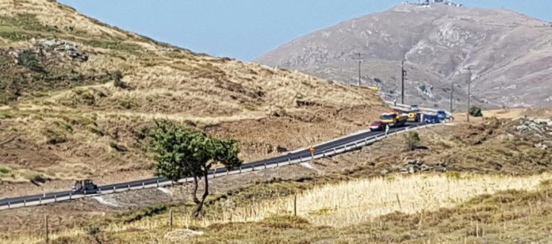 250.000 ευρώ από την Περιφέρεια Βορείου Αιγαίου για τη συντήρηση του επαρχιακού οδικού δικτύου της Κεντρικής Λήμνου