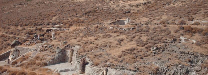 Έργο ανάδειξης των γεωμνημείων της Λήμνου από την Περιφέρεια Βορείου Αιγαίου