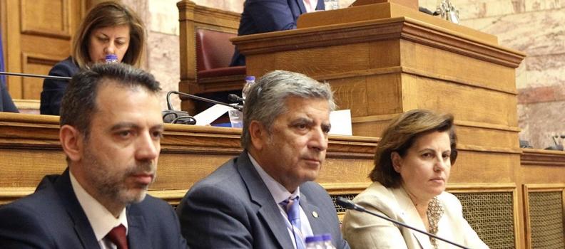 Τη δημιουργία γραφείων υποδοχής και διευκόλυνσης του Ελληνισμού της Διασποράς πρότεινε η Χριστιάνα Καλογήρου