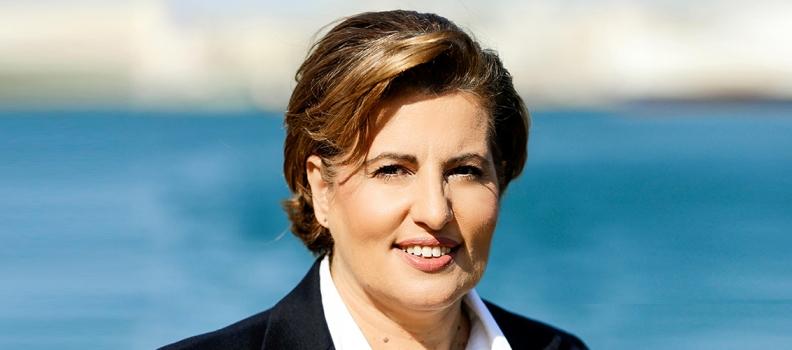 Η Περιφερειάρχης Βορείου Αιγαίου υπέγραψε την προέγκριση για την Ανάπλαση Παραλιακού Μετώπου Οινουσσών