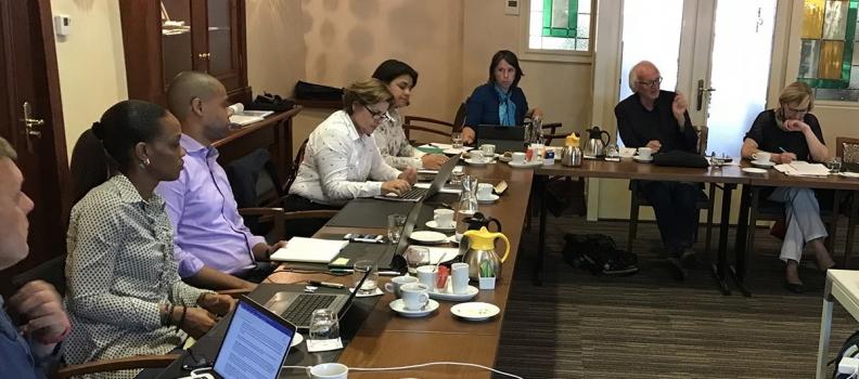Συμμετοχή της Περιφερειάρχη στην τρίτη συνάντηση για την υλοποίηση του έργου «Islands of Innovation».