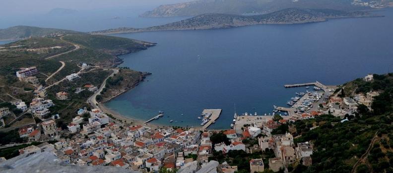 Προχωρά το έργο του κεντρικού λιμένα Φούρνων από την Περιφέρεια Βορείου Αιγαίου
