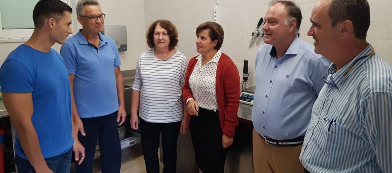 Η Περιφέρεια Βορείου Αιγαίου στηρίζει τη μελισσοκομία