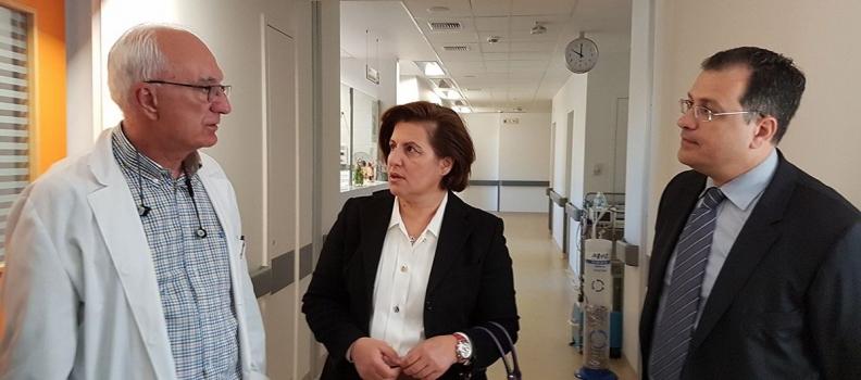 3,5 εκατ. ευρώ από το Ε.Π. της Περιφέρειας Βορείου Αιγαίου για τη βελτίωση της λειτουργίας των νοσοκομείων