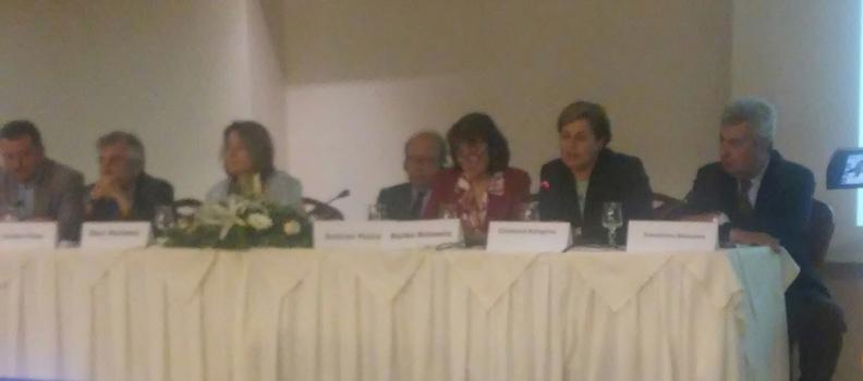 Ομιλία της Περιφερειάρχη σε εκδήλωση της CPMR για τη βιώσιμη τουριστική ανάπτυξη