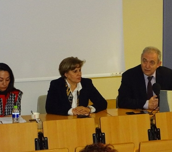 Σεμινάριο για τους μηχανικούς της Λέσβου διοργάνωσε η Περιφέρεια Βορείου Αιγαίου με τη συμμετοχή του ΟΑΣΠ