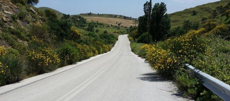 Η Χριστιάνα Καλογήρου υπέγραψε συμβάσεις έργων συντήρησης του οδικού δικτύου Λήμνου προϋπολογισμού 653.000 ευρώ