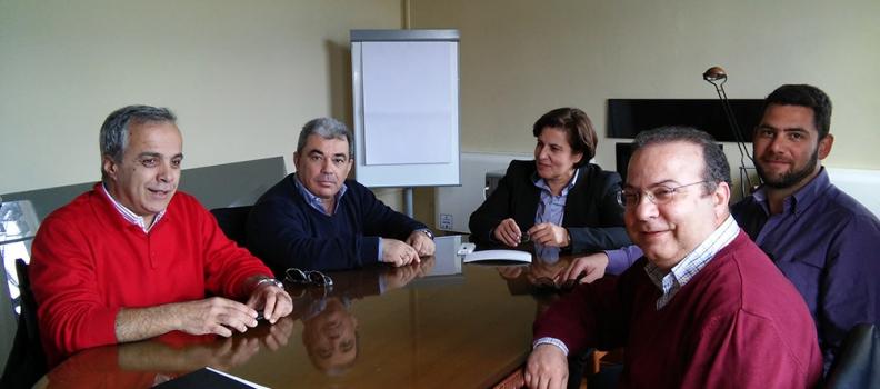 Έκτακτη συνάντηση της Περιφερειάρχη με το Συντονιστικό των Φορέων της Λέσβου