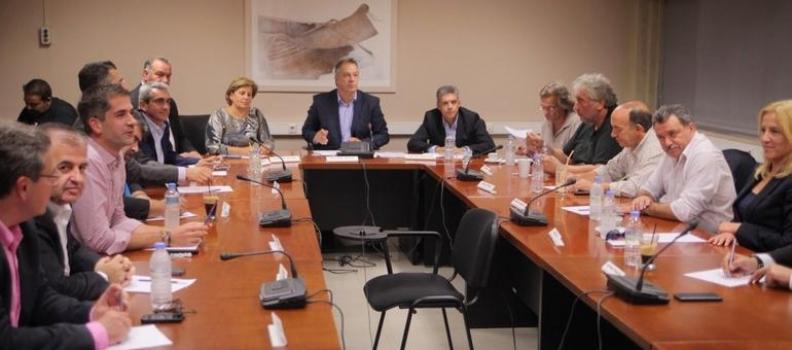Ειδική Συνεδρίαση της ΕΝΠΕ για το προσφυγικό