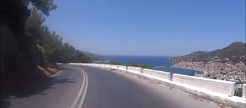 250.000 ευρώ από την Περιφέρεια Βορείου Αιγαίου για τη συντήρηση της Επαρχιακής Οδού Σάμου – Πυθαγορείου