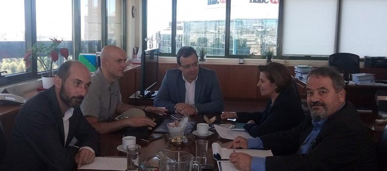Σύσκεψη για το θέμα της διαχείρισης του υπερπληθυσμού των αγριοκούνελων στο νησί της Λήμνου