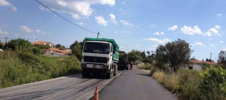 Χρηματοδότηση του δρόμου Καλλονής- Πέτρας ζητά η Χριστιάνα Καλογήρου