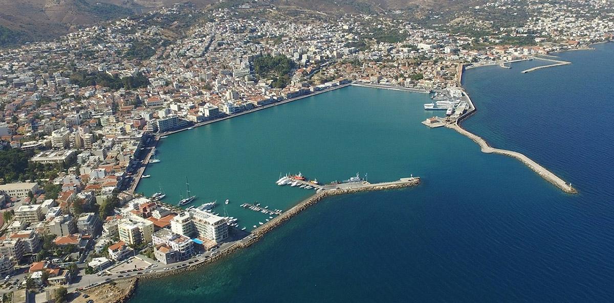 1,5 εκατ. ευρώ από το Ε.Π. της Περιφέρειας Βορείου Αιγαίου για την ενίσχυση της ασφάλειας στα λιμάνια της Μυτιλήνης και της Χίου