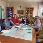 Επίσκεψη της Περιφερειάρχη στη Χίο