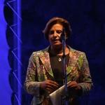 Χαιρετισμός της Περιφερειάρχη στο Διεθνές Μουσικό Φεστιβάλ Μολύβου
