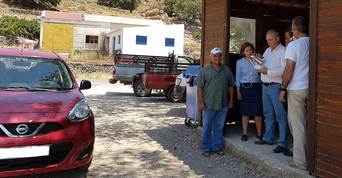 Ξεκινάει το έργο για την άρση επικινδυνότητας στον Κούκο Μεσοτόπου
