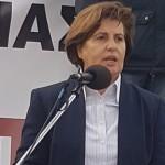 Ομιλία της Περιφερειάρχη στην εκδήλωση για το προσφυγικό στη Μυτιλήνη