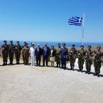 Επίσκεψη του Προέδρου της Δημοκρατίας στη Λήμνο και τον Άγιο Ευστράτιο