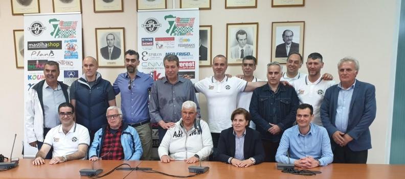 Ξεκινά στη Χίο το 7ο πανελλήνιο πρωτάθλημα παλαιμάχων καλαθοσφαιριστών