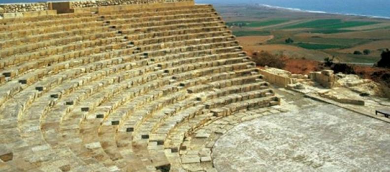 Το πρώτο βήμα για την ανάδειξη του αρχαίου θεάτρου της Μυτιλήνης