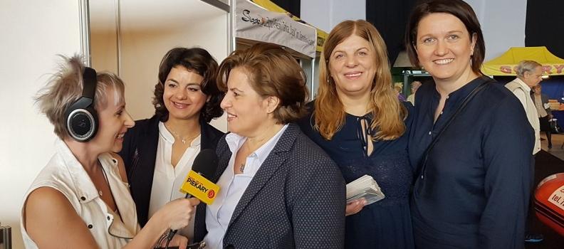 Σε διεθνές τουριστικό συνέδριο στην Πολωνία συμμετείχε η Χριστιάνα Καλογήρου