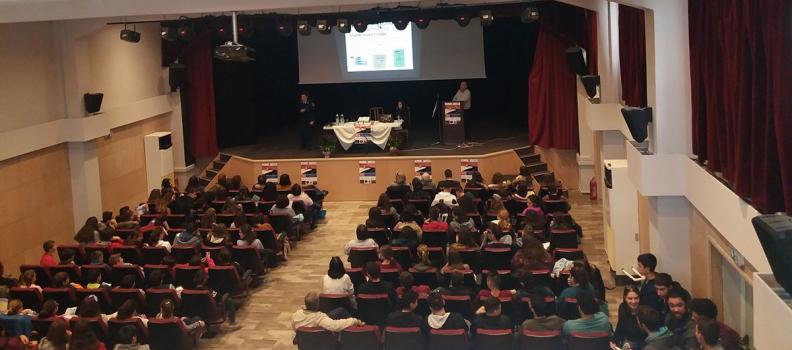 Εκδηλώσεις της Περιφέρειας Βορείου Αιγαίου για την οδική ασφάλεια των μαθητών
