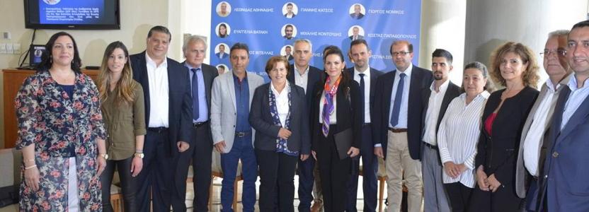"""Κεντρική εκδήλωση συνδυασμού """"Εμείς για το Αιγαίο"""" στη Χίο"""