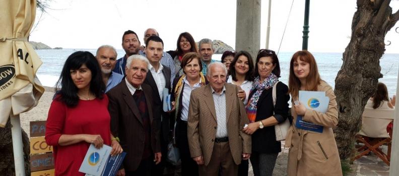 Επίσκεψη σε Ερεσό, Σκάλα Ερεσού και Χύδηρα