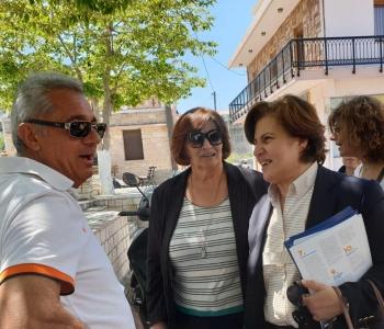 Επίσκεψη στα Νένητα Χίου