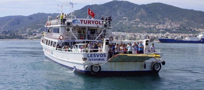 Επιστολή της Περιφερειάρχη για την απαγόρευση απόπλου πλοίων από την Τουρκία