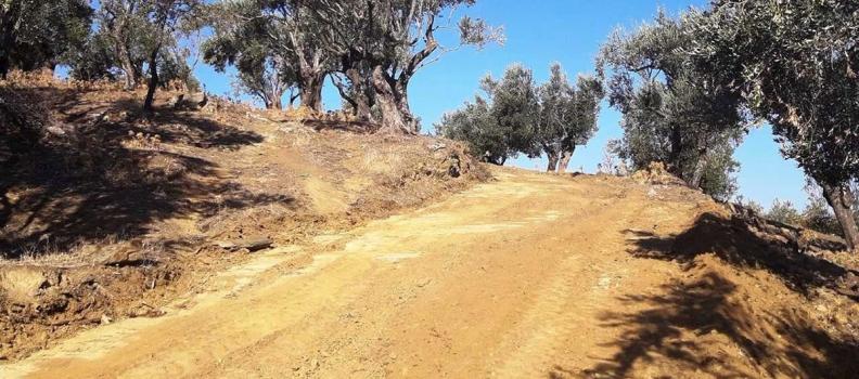 1,6 εκατ. ευρώ για έργα αγροτικής οδοποιίας