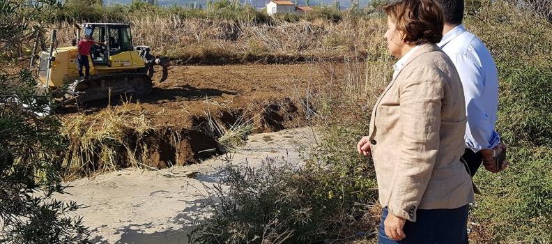Έργα για την αντιπλημμυρική προστασία στο νησί της Λέσβου