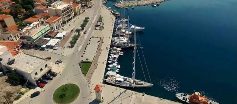 Η Περιφέρεια Βορείου Αιγαίου χρηματοδοτεί Προγραμματικές Συμβάσεις για έργα στα λιμάνια της Μύρινας, του Μούδρου και της Πλάκας