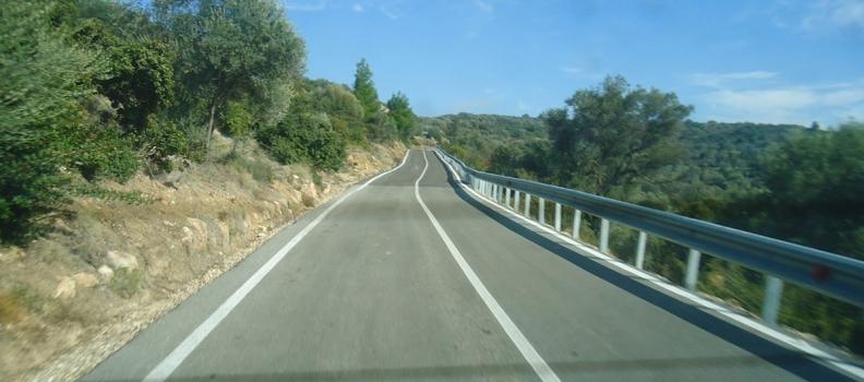 Υλοποιούμε ένα σημαντικό έργο για τη βελτίωση της οδικής ασφάλειας στο νησί της Χίου