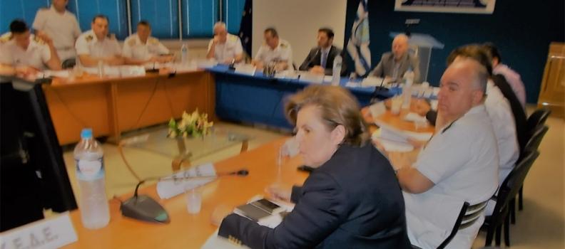 Χριστιάνα Καλογήρου στο ΣΑΣ: «Δεν είναι αποδεκτή η μείωση δρομολογίων στα νησιά του Βορείου Αιγαίου»