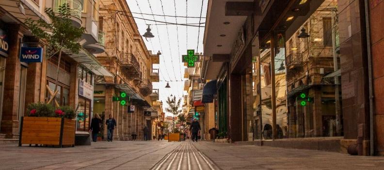 460 χιλ. ευρώ από το Ε.Π. της Περιφέρειας Βορείου Αιγαίου για την κατασκευή προσβάσεων πεζών στη Χίο