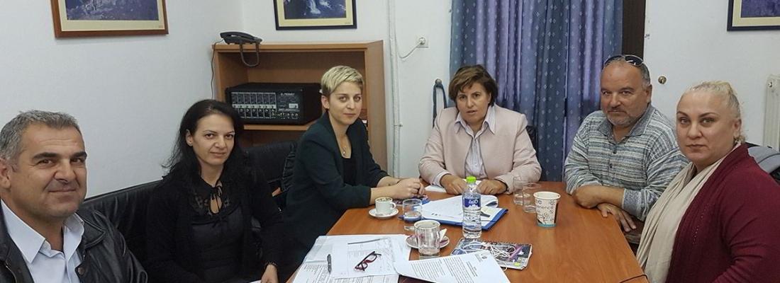 Συνεδρίαση για την υλοποίηση Ολοκληρωμένων Χωρικών Επενδύσεων στη Λήμνο και τον Άγιο Ευστράτιο