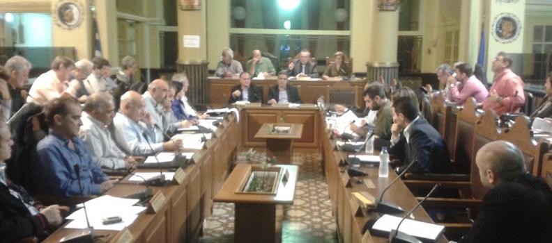 Ομιλία της Περιφερειάρχη Βορείου Αιγαίου κας Χριστιάνας Καλογήρου στη συνεδρίαση του Περιφερειακού Συμβουλίου