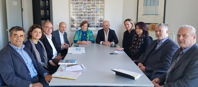 Στρατηγική συνεργασία της Περιφέρειας Βορείου Αιγαίου με τον ΣΕΤΕ