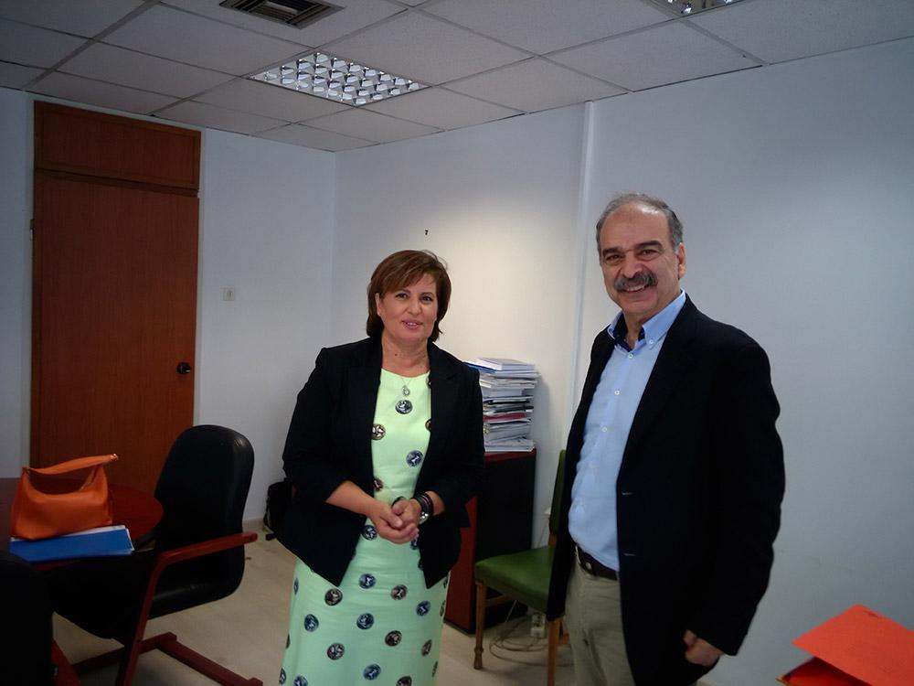 Ευνοϊκή μεταχείριση των επενδυτών στο Βόρειο Αιγαίο ζήτησε από την κυβέρνηση η Περιφερειάρχης