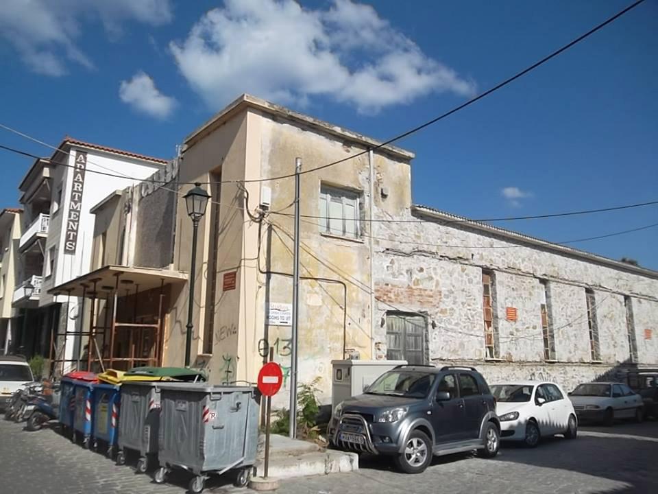 Στην αποκατάσταση του Γαροφαλλίδειου κτηρίου στη Λήμνο προχωρά η Περιφέρεια