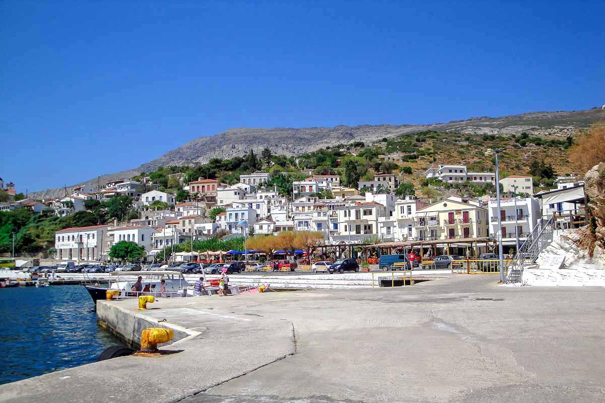 Υπογραφή Προγραμματικών Συμβάσεων μεταξύ της Περιφέρειας Βορείου Αιγαίου και του Λιμενικού Ταμείου Ικαρίας για 3 νέα έργα σε Ικαρία & Φούρνους