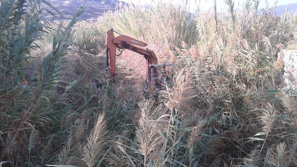 715 χιλ. ευρώ από την Περιφέρεια Βορείου Αιγαίου για τον καθαρισμό χειμάρρων σε Λέσβο και αντιπλημμυρικά έργα στη Χίο
