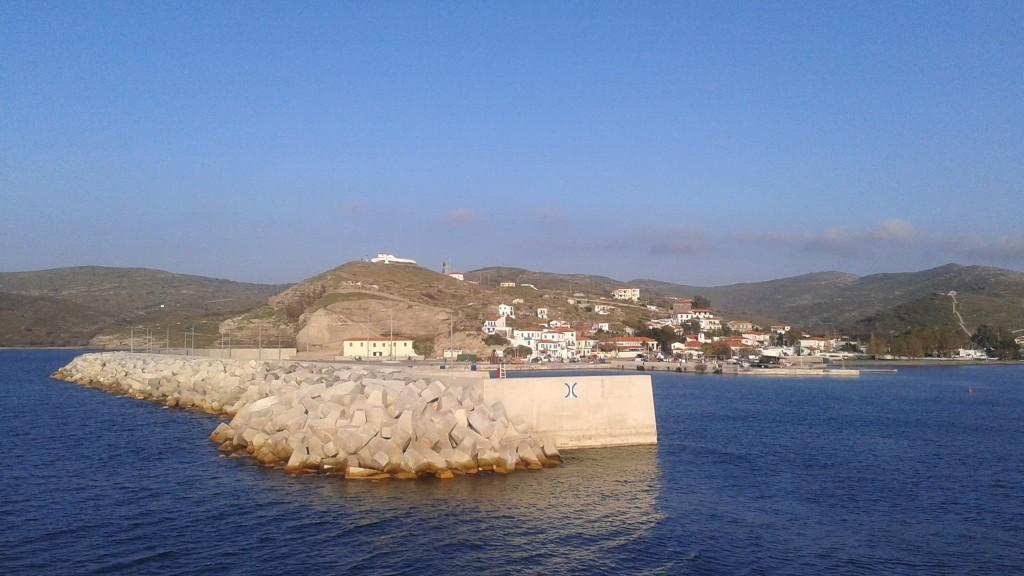 10 εκατ. ευρώ από το Επιχειρησιακό Πρόγραμμα της Περιφέρειας Βορείου Αιγαίου για τα λιμάνια στα μικρά νησιά